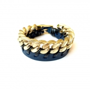 GOLD CROWN - Blue