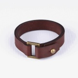 Ring bracelet - Brown