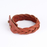 Braid bracelet - Camel